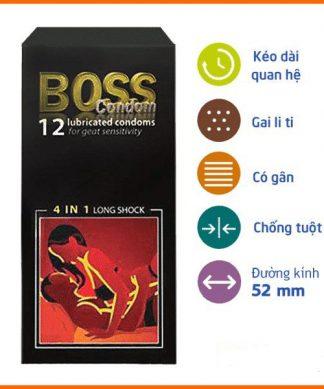 Bao Cao Su Boss Tại Hải Phòng Uy Tín